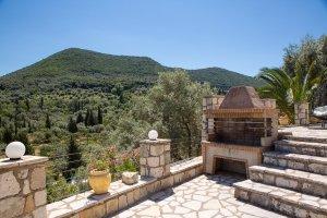 Greek Villa BBQ