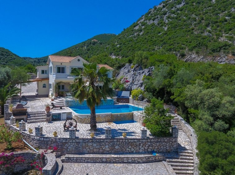 Ionian Villa Terrace