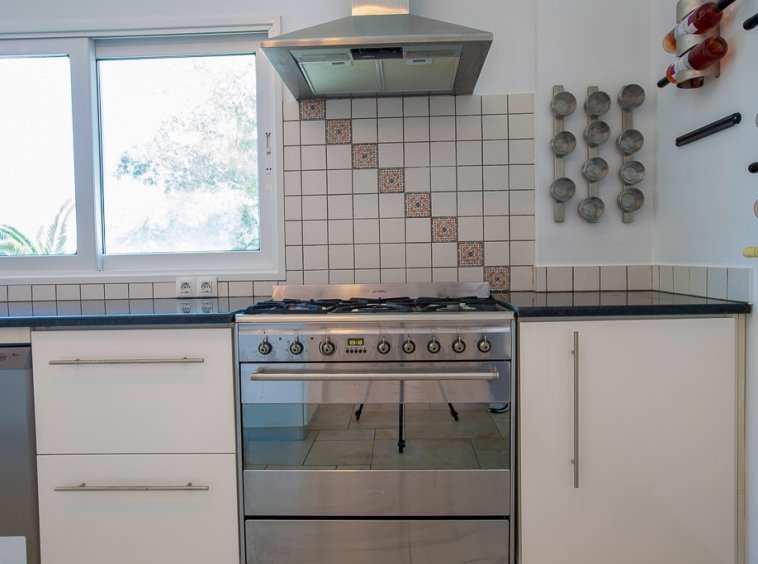 Large Dual fuel cooker