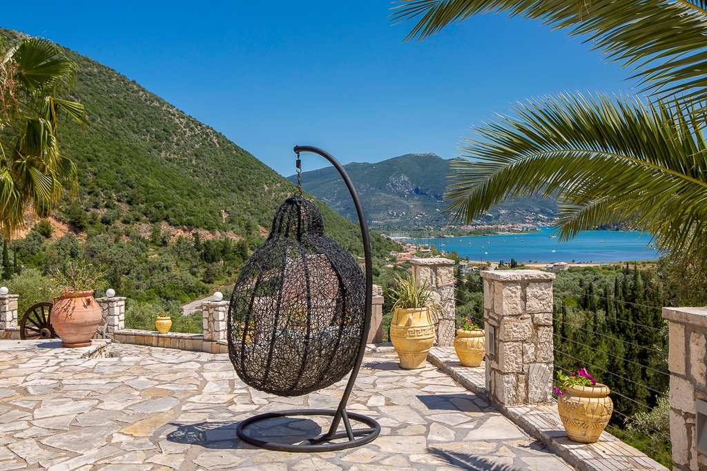 Swing Chair Bay View
